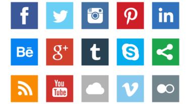 free-social-media-icon-set