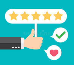 positive review