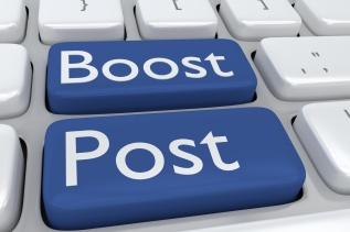 Boost Post concept